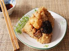 端午板栗肉粽