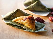 端午红枣枸杞粽