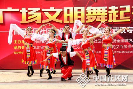 复兴社区枫叶红艺术团《光芒》.jpg