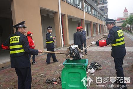 百步亭城管执法中队