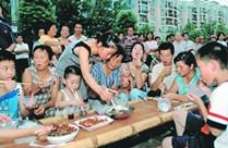 老中青三代回忆:无空调的夏日