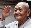 他亲历了日军投降仪式 当时激动得只想哭