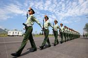 走进胜利日大阅兵徒步方队 看中国军人风貌