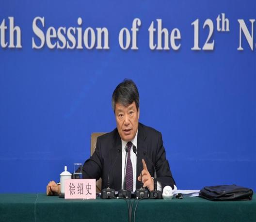 """徐绍史11次提及""""信心"""":中国经济绝不可能""""硬着陆"""""""