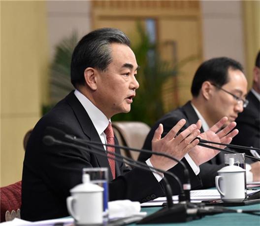 王毅:中国外交忙得很有必要、很有收获