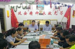 百步亭社区党委向非公企业党组织赠送图书