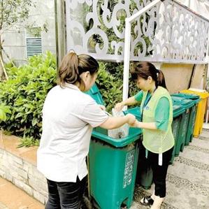厦门厦禾社区:物业社区同发力 垃圾分类成示范