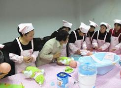社区项目——巾帼家政
