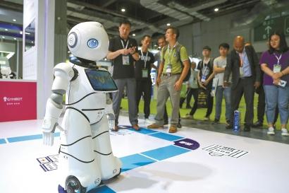 """打造AI生态""""上海品牌"""" 一批AI新势力登上创新加速营路演台"""